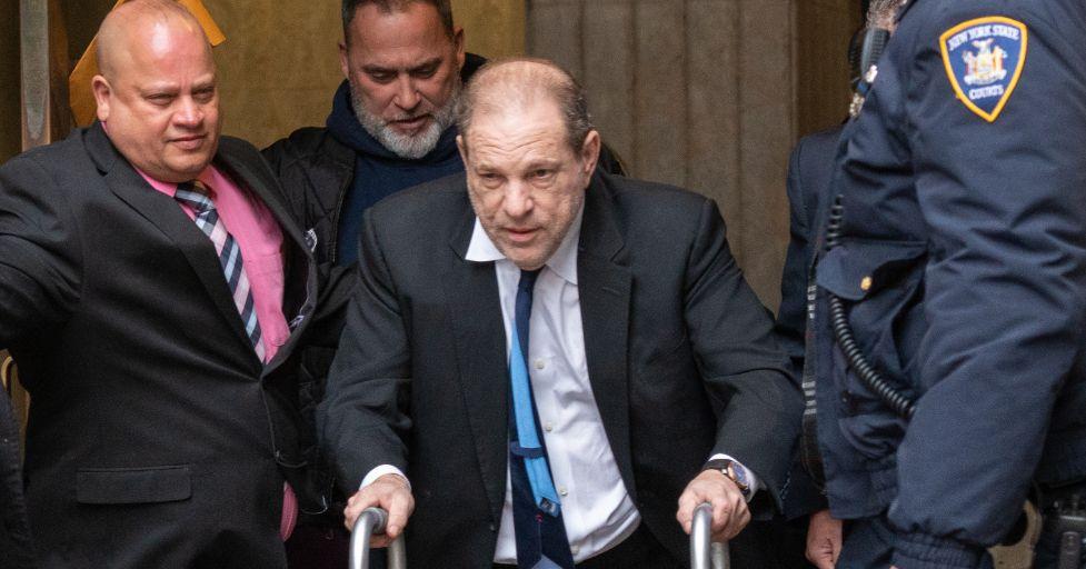 Weinstein Dubs Himself 'The Forgotten Man' In New Interview
