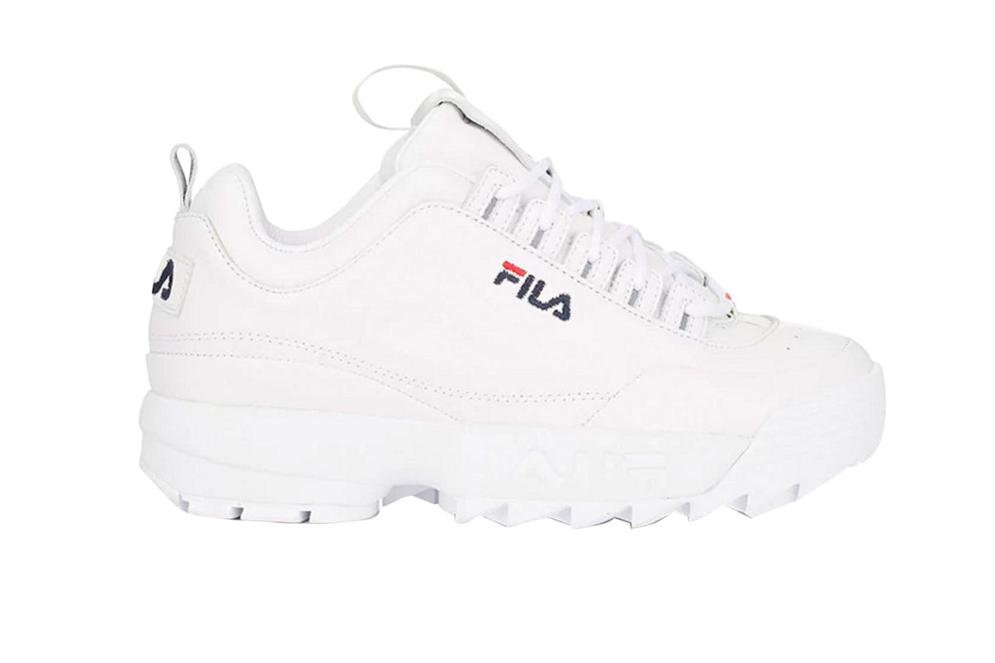 Fila Disruptor 2 Lux Leather Sneakers