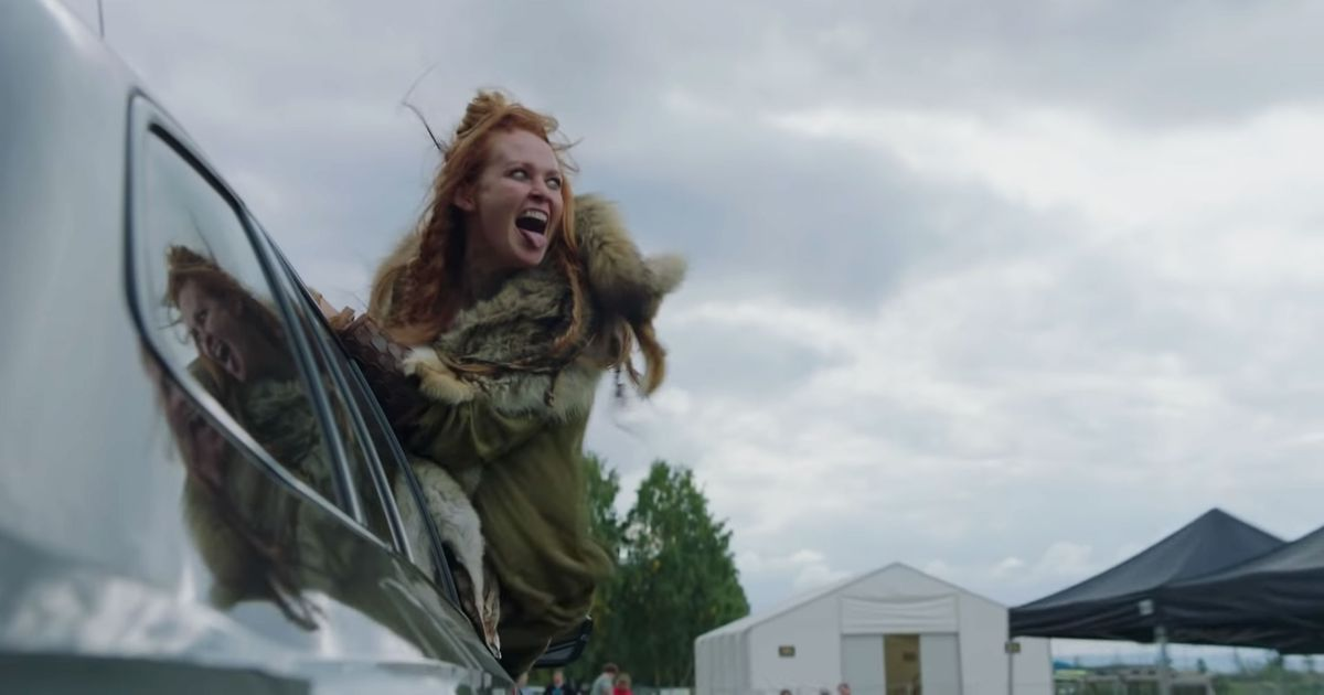 Beforeigners Trailer: You Are Not Prepared for This Time-Traveling Vikings Show