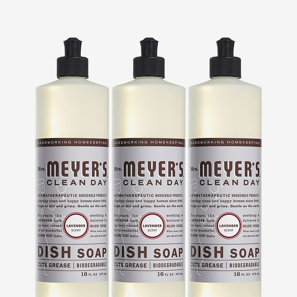 Mrs. Meyer's Clean Day Liquid Dish Soap Lavender Scent