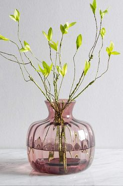 CASAMOTION Hand Blown Glass Vase