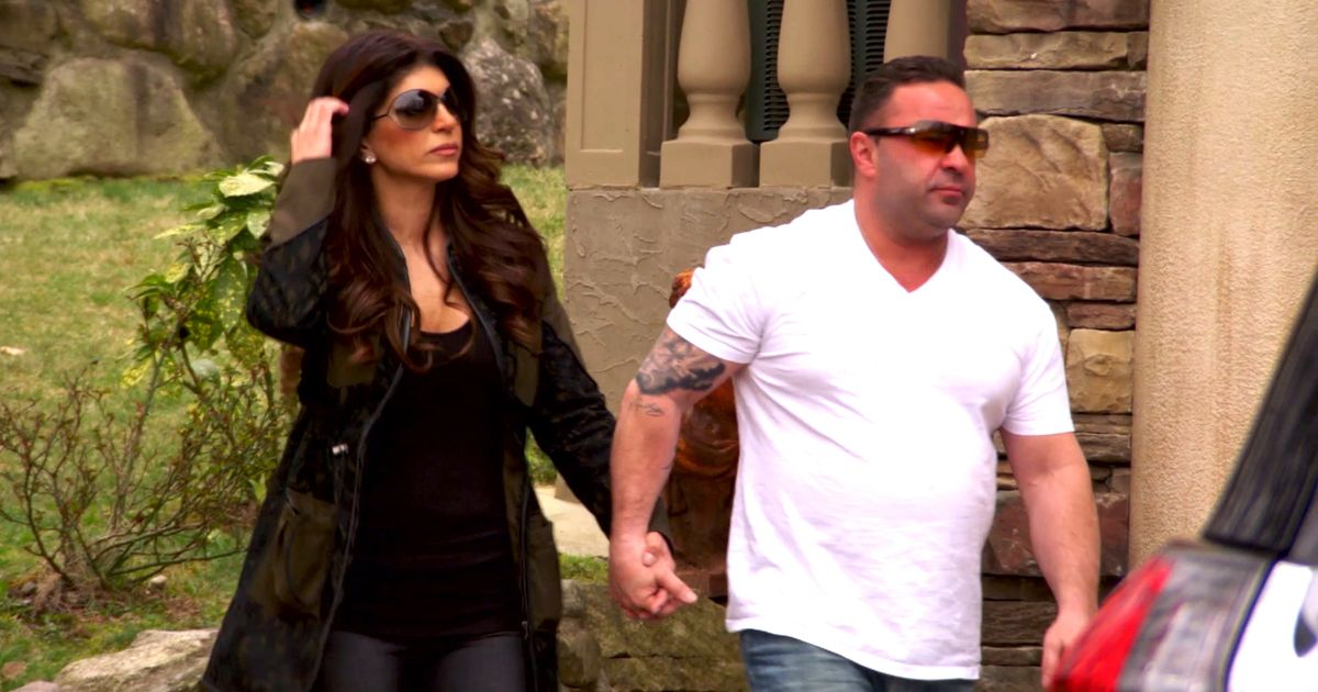 ICE Has Begun Deportation Proceedings Against Teresa Giudice's Husband