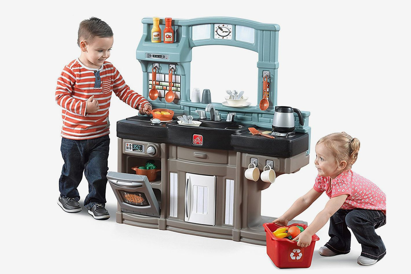 Step2 Best Chefs Toy Kitchen Playset