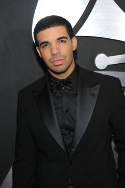 LOS ANGELES, CA - FEBRUARY 13:  Drake arrives at The 53rd Annual GRAMMY Awards held at Staples Center on February 13, 2011 in Los Angeles, California.  (Photo by Larry Busacca/Getty Images For The Recording Academy) *** Local Caption *** Drake