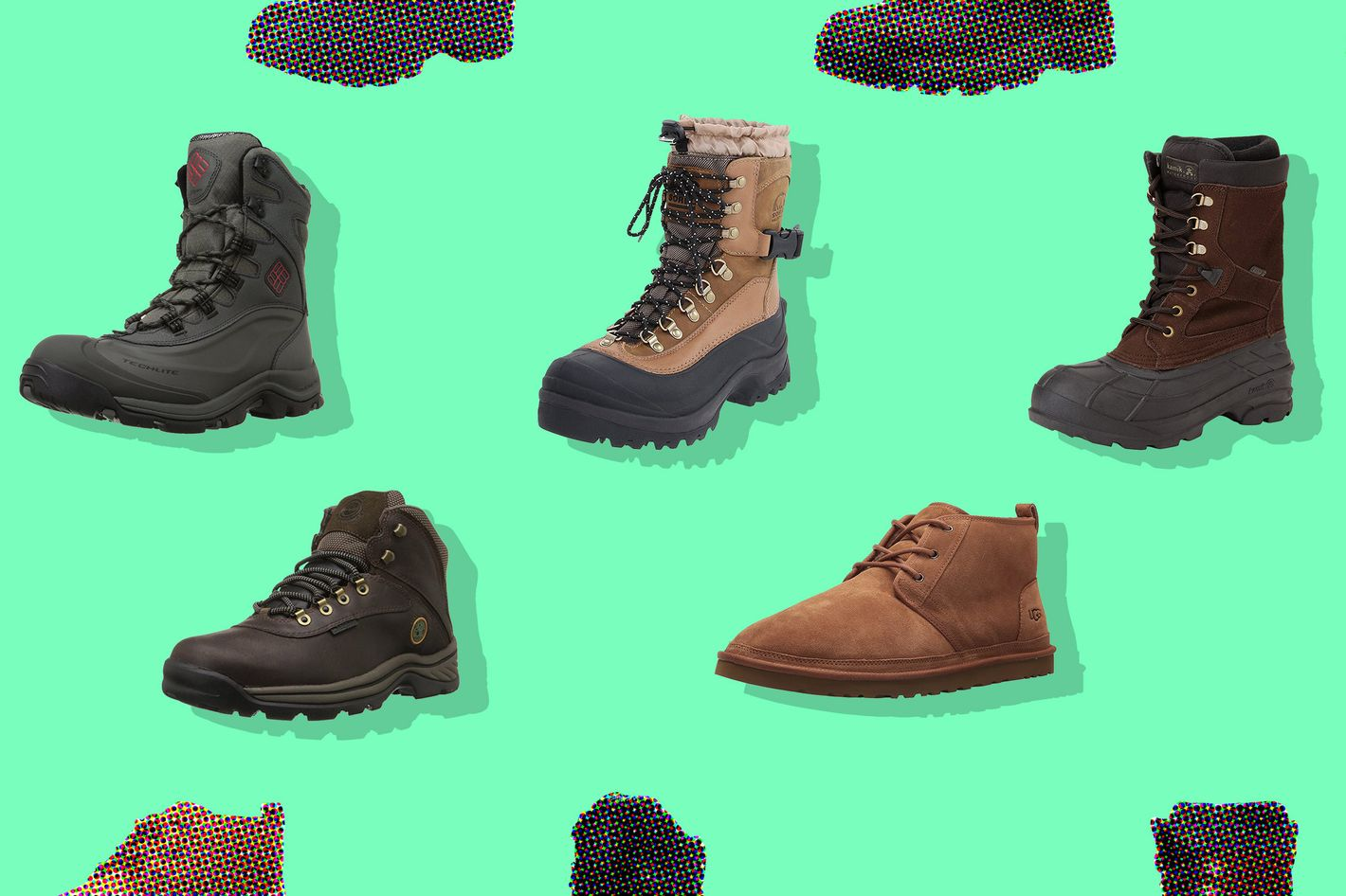 Best Men\'s Winter Boots on Amazon, According to Reviewers