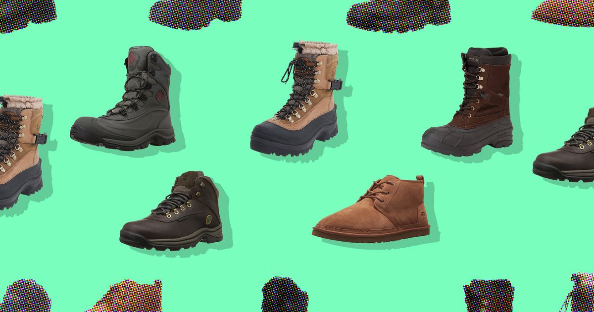 The Best Winter Boots for Men, According to Hyperenthusiastic Reviewers