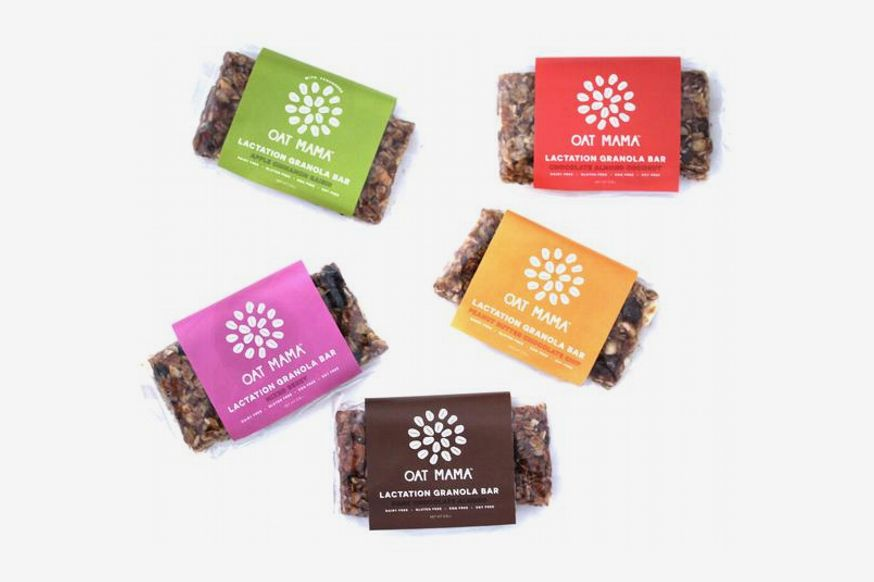 Oat Mama Lactation Bars Sampler
