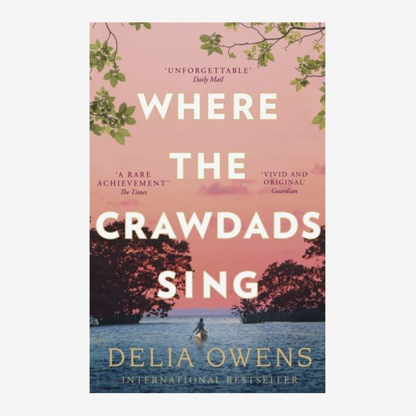 'Where the Crawdads Sing,' by Delia Owens