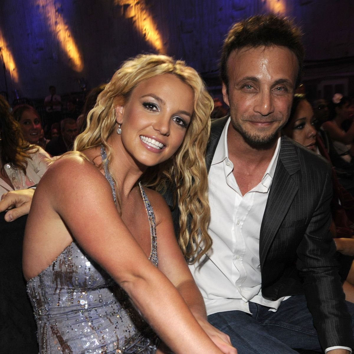 Britney Spears's Longtime Manager Larry Rudolph Resigns