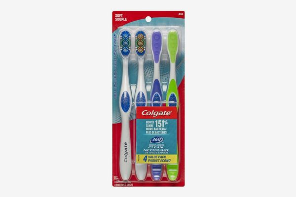 Colgate 360 Adult Full Head Soft Toothbrush