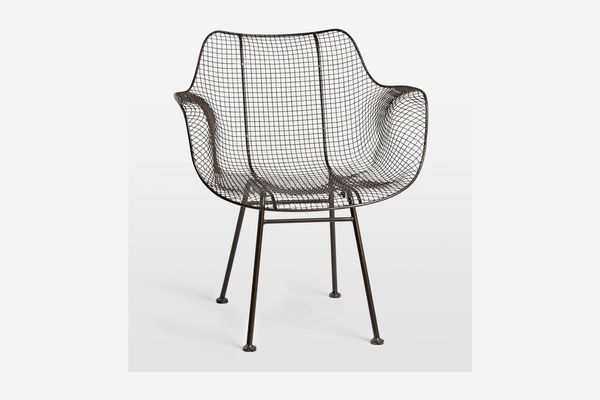 Rejuvenation Modern Wire Chair