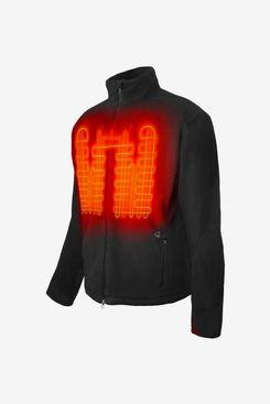 Gerbing Gyde Zenith Women's Fleece Heated Jacket 7V