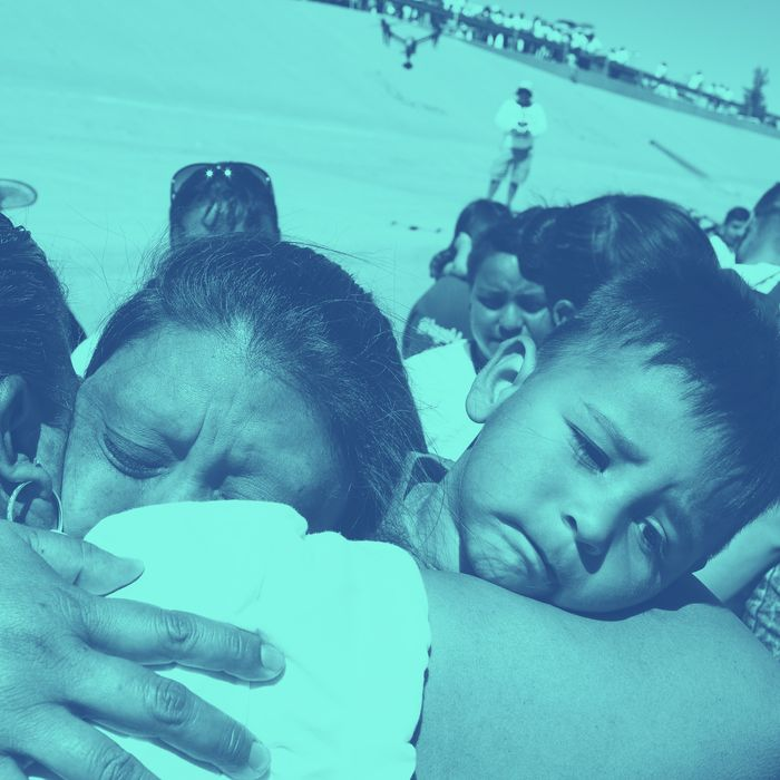 The Psychological Effects of Being Separated From Your Child