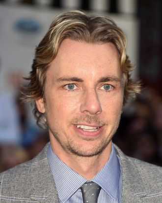 TORONTO, ON - SEPTEMBER 04: Actor Dax Shepard attend