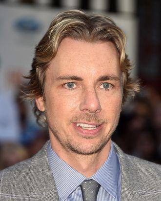 TORONTO, ON - SEPTEMBER 04: Actor Dax Shepard attend