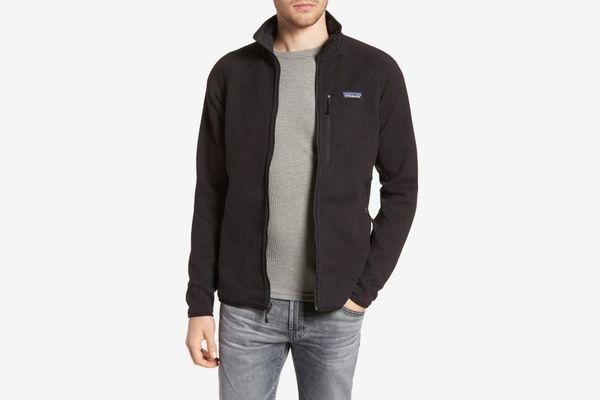 Patagonia Better Sweater Performance Slim Fit Zip Jacket