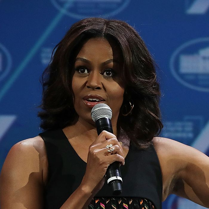 When Michelle Obama sat down last week for a talk with Oprah Winfrey about women's empowerment, the chat lasted for 45 minutes. The two covered plenty of ...