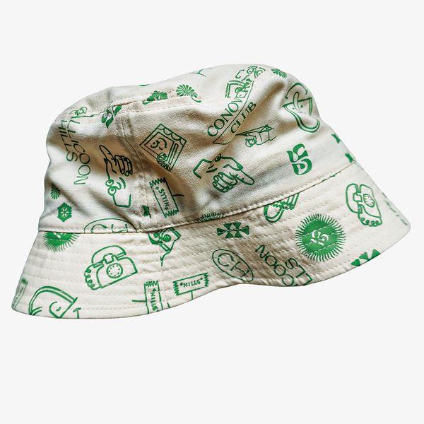 Weld MFG Eggshell Bucket Hat, $28