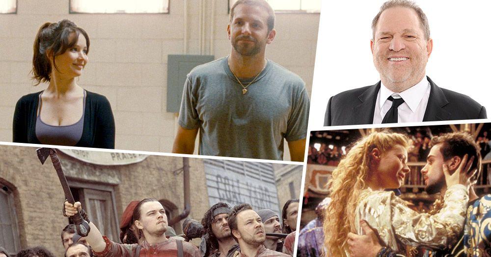 A Brief History of Harvey Weinstein's Oscar Campaign Tactics