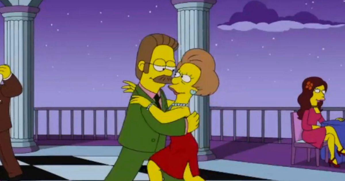 Flanders simpsons dating site
