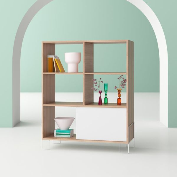 Angelica Cube Bookcase