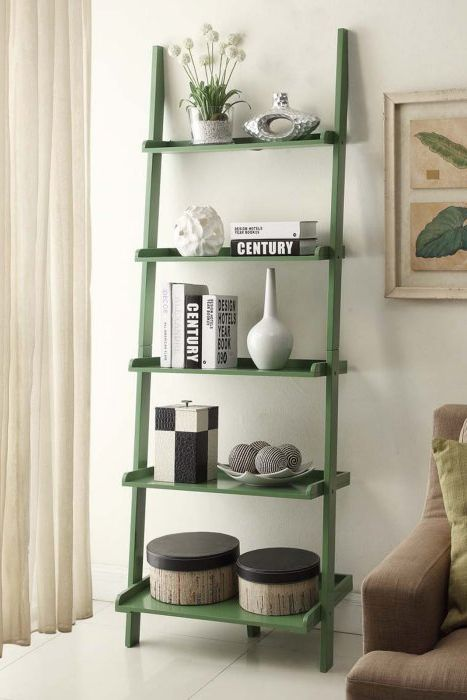 Convenience Concepts French Country Ladder