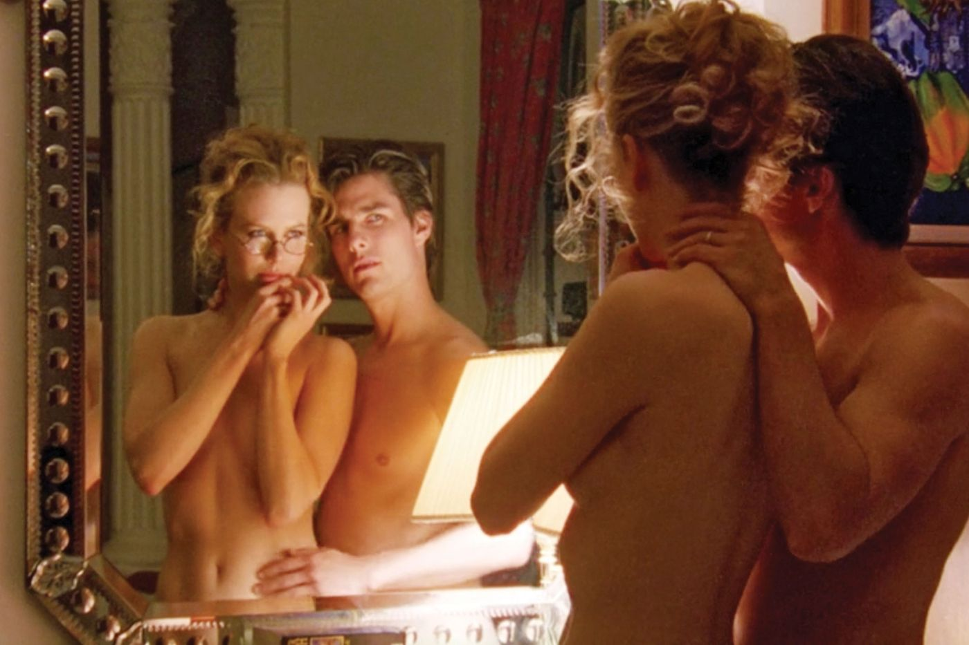 Anatomy Of A Love Seen En Español oral history: the 'eyes wide shut' orgy scene