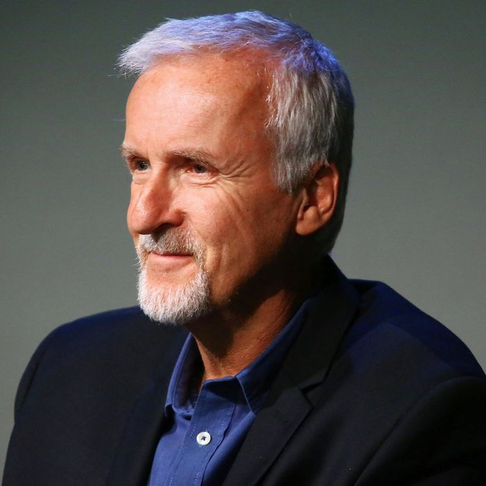 James Cameron: James Cameron, You'll Be Missed