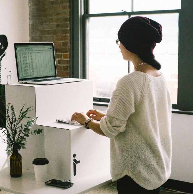 Best Cheap Standing Desk Alternative Accessory Oristand 2017