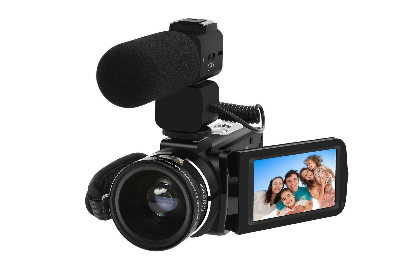 Video Camera, LAKASARA Full HD