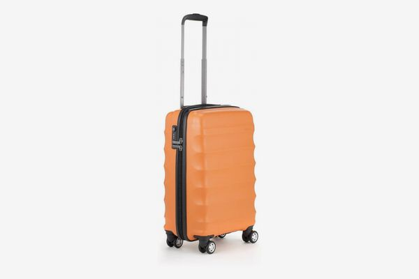 Antler Cabin Suitcase In Orange