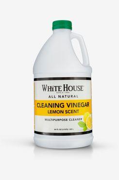 White House Lemon Scent Cleaning Vinegar