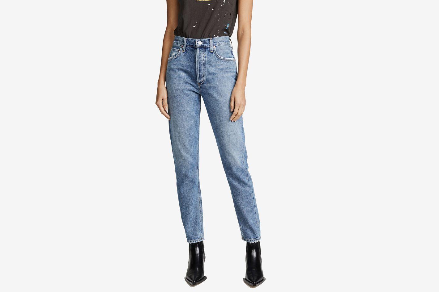 a61da72313682c AGOLDE Jamie Classic Jeans