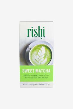 Rishi Tea Japanese Green Tea Latte Mix Sweet Matcha