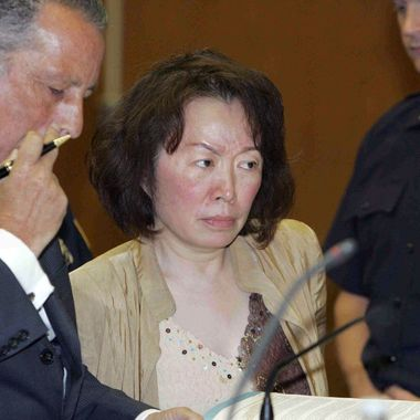 Cecilia Chang, a disgraced former institute dean at St. John's University, previously accused of embezzling more than a $1 million from the school, also forced students to perform demeaning personal labor for her and her abusive son by threatening to take away their federally funded scholarships.