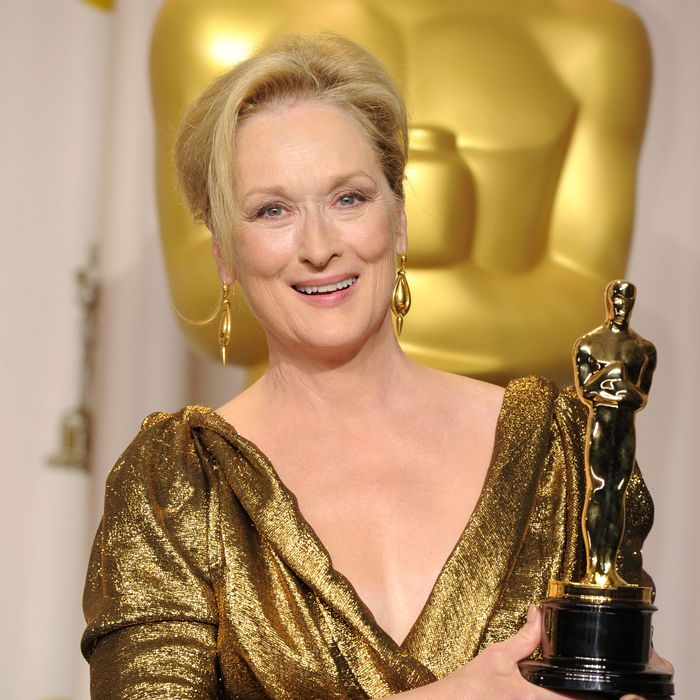 Streep 2016.