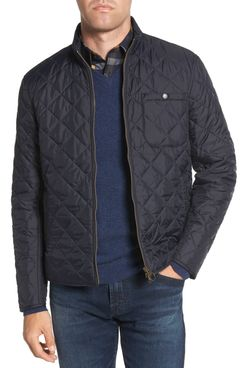 Pod Slim Fit Quilted Jacket