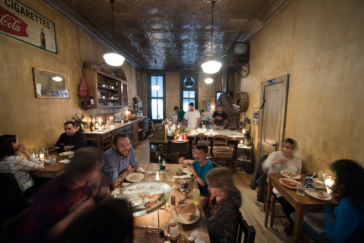 The Absolute Best Restaurant in Carroll Gardens