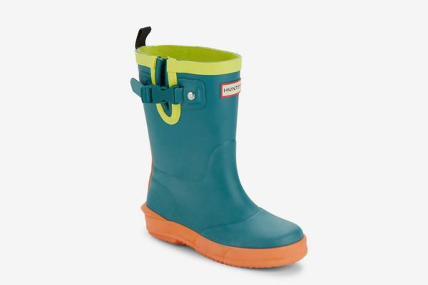 Hunter Toddler's & Kid's Davidson Rubber Rain Boots