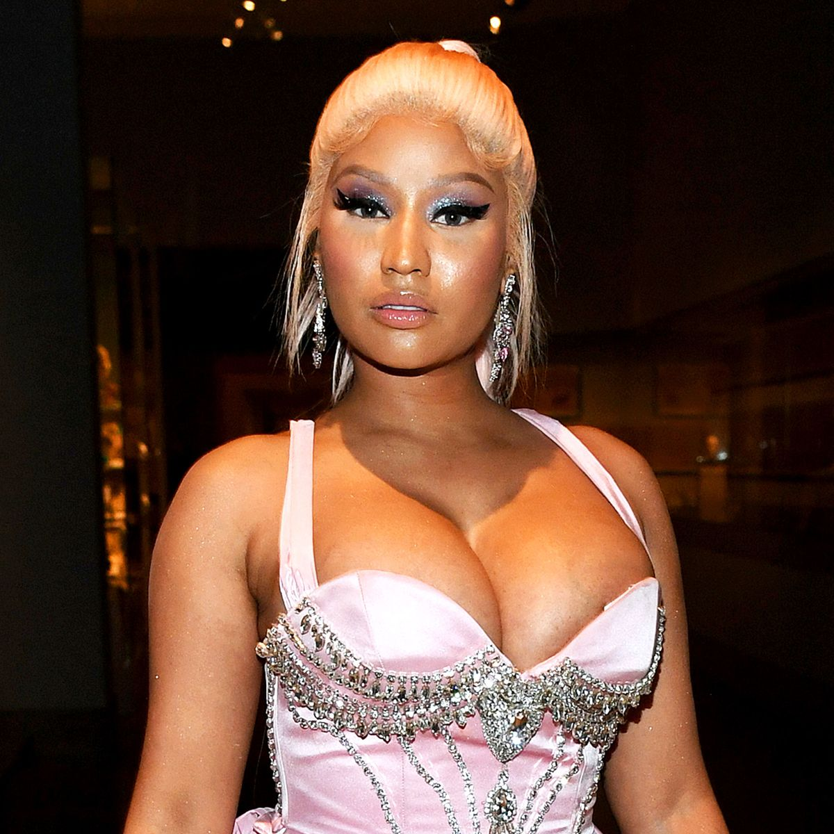 Nicki Minaj Pregnant Expecting With Husband Kenneth Petty