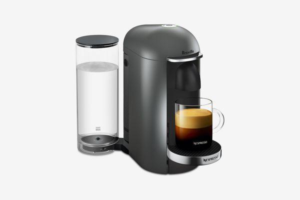 Nespresso by Breville VertuoPlus Deluxe Coffee & Espresso Machine