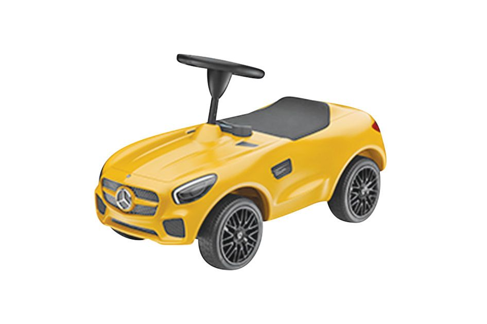 Mercedes-AMG GT S Children's Ride-on Car With LED lights