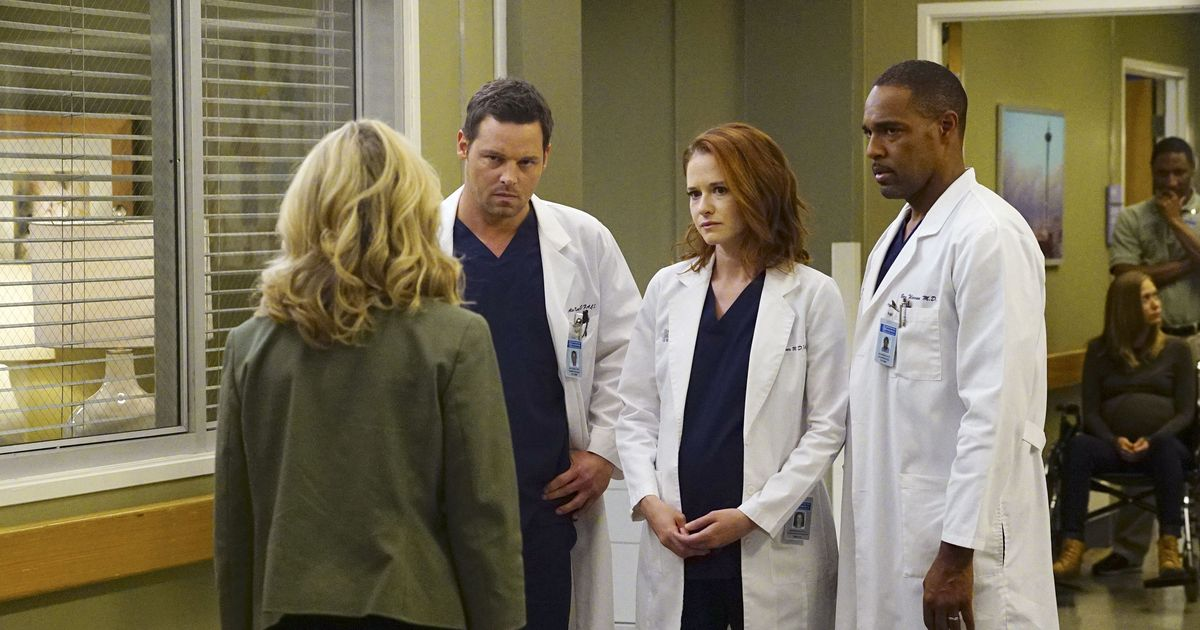 Season 11 Episode 12 Grey`S Anatomy Recaps - neoninsurance
