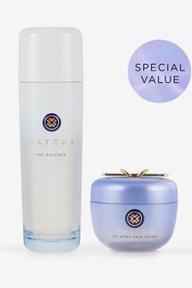 Tatcha Plump & Hydrate Duo: The Essence & The Dewy Skin Cream