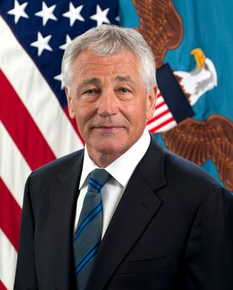Secretary of Defense - Charles Timothy