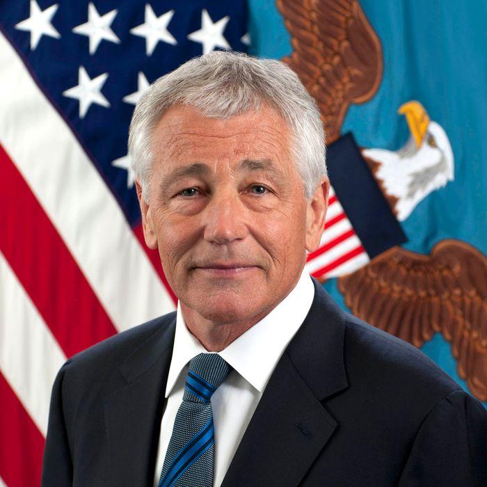 Secretary of Defense - Charles Timothy