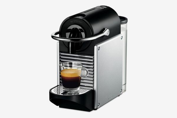 Nespressoby De'Longhi Aluminum Pixie Espresso Machine