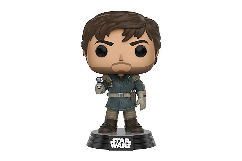 Funko Pop Captain Cassian Andor Collectible