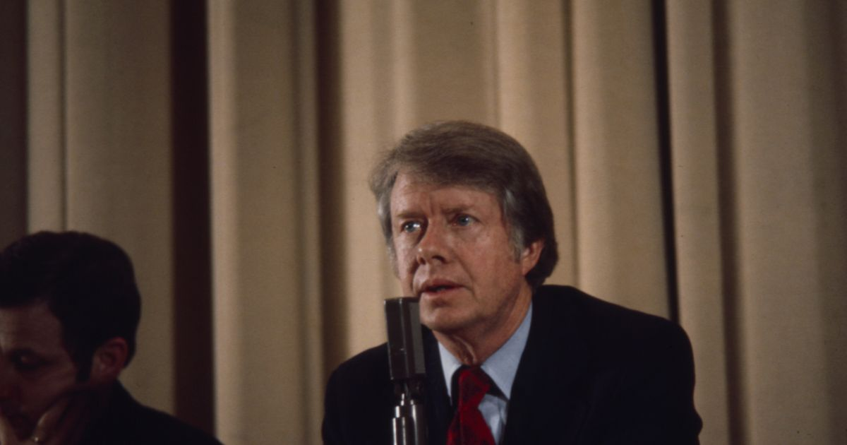Jimmy Carter Saw a UFO on This Day in 1973