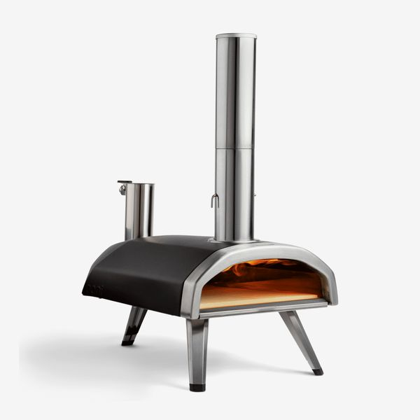 Ooni Frya Portable Wood-Fired Outdoor Pizza Oven